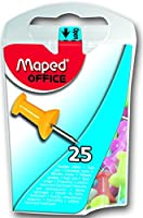 CHINCHETAS MAPED 345 MEMO EST/25