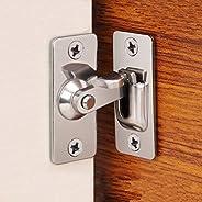 DINGCHI 90度門扣金屬鎖換門鎖 螺栓固定支架門鎖 特殊門鎖扣