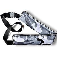 SuperSunny ライフジャケット 手動膨張式 ベルトタイプ ライフベスト CE認証取得済