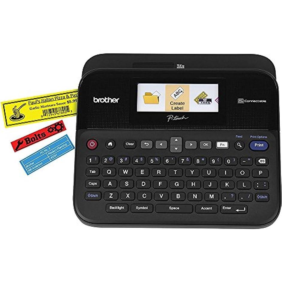 流すパークスナップブラザー工業 ラベルライター P-touch PT-D600