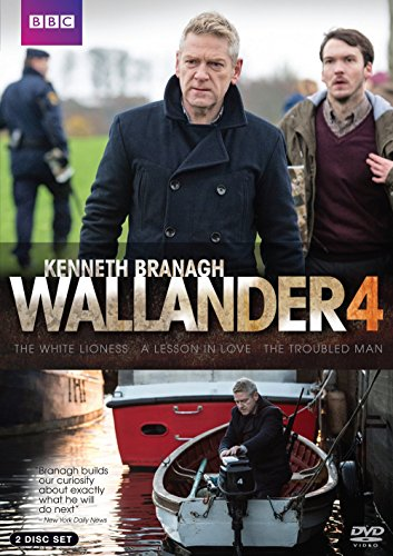 Wallander: Season Four [DVD] [Import]