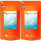 お徳用オメガ3-DHA&EPA&α-リノレン酸サプリ (180カプセル/約6ヶ月分)