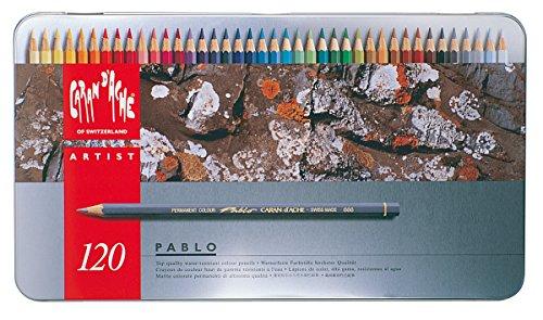 カランダッシュ パブロ色鉛筆120色セット