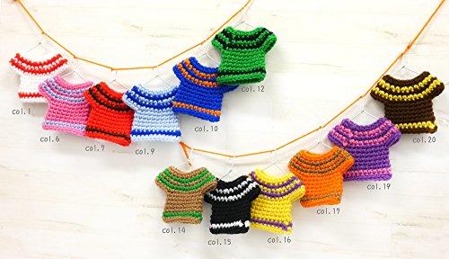 ハマナカ 毛糸セット ホームメイドアクリック 12玉セット 各40g