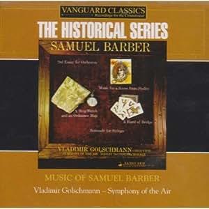 Samuel Barber:Music of Samuel Barber
