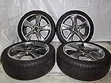 18インチ 4本セット タイヤ&ホイール グッドイヤー(GOODYEAR) ワーク