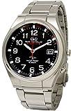 [シチズン]CITIZEN Q&Q 腕時計 ソーラー電波腕時計 HG12-205 メンズ [並行輸入品]