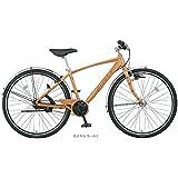 ミヤタ(MIYATA) EXクロス プレミアム BEP75LB6 クロスバイク ロイヤルゴールド(OX14) 01006