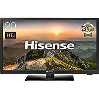 ハイセンス 20V型 ハイビジョン 液晶 テレビ HJ20D55 外付けHDD録画対応(裏番組録画) メーカー3年保証