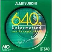 三菱化学 KR640U1S MO640MB 透明1枚 アンフォーマット