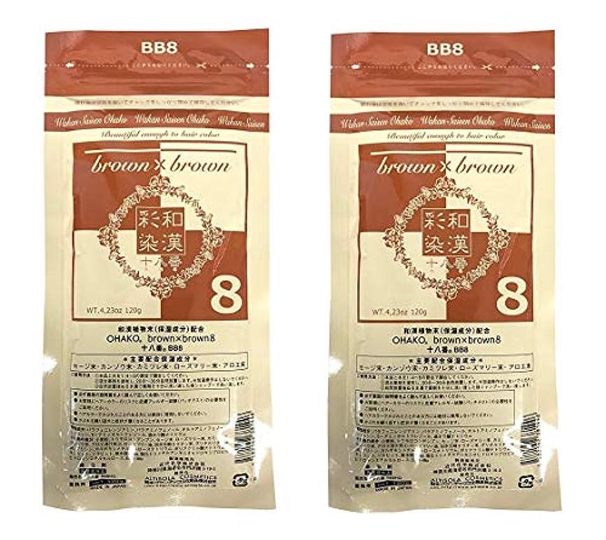 耐えられない赤野菜【2個セット】グランデックス 和漢彩染 十八番 120g BB8