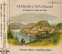 ハイドン&モーツァルト:6つの