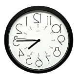 逆転時計 QL886ホワイト 4718ac
