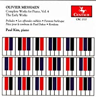 Complete Works for Piano 4: Early Works