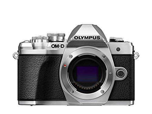 オリンパス デジタル一眼カメラ「OM-D E-M10 MarkIII」ボディ(シルバー) OM-D E-M10MK3ボデイSL