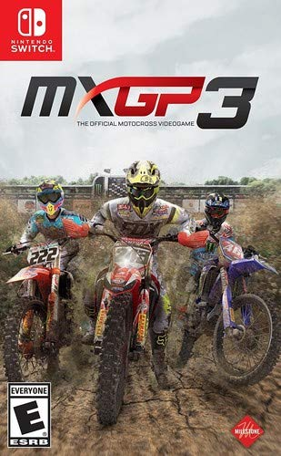 Enix(World) Mxgp 3: the Official Motocross Videogame - Switch