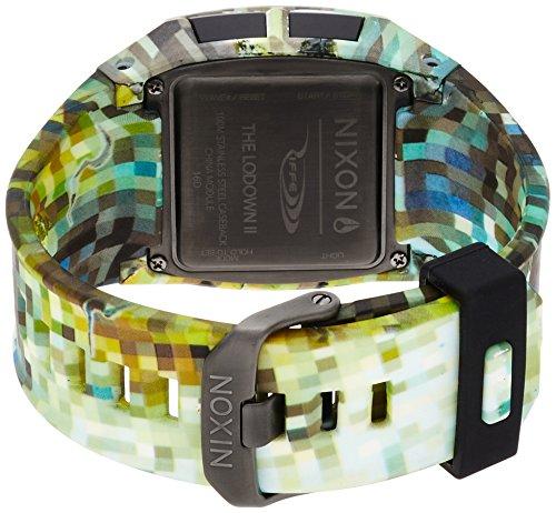 [ニクソン]NIXON 腕時計 LODOWN SILICONE: DIGI-TEK CAMO NA2812366-00 メンズ 【正規輸入品】