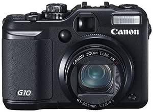 Canon デジタルカメラ PowerShot (パワーショット) G10  PSG10