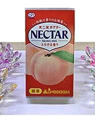 kameyama ミニ寸線香 不二家ネクター 白桃の香りのお線香 とろける香り