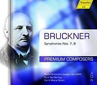 Bruckner: Symphonies No.7 & 9 (2011-11-15)