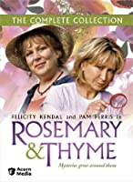 Rosemary & Thyme: Complete Series [DVD] [Import]