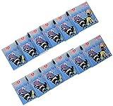 SHOW BY ROCK!!  ぺたん娘トレーディングラバーストラップ BOX商品 1BOX = 12個入り、全12種類