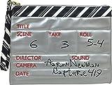 アディクト FLAPPERシリーズ カチンコクラッチ シルバー F151015-90