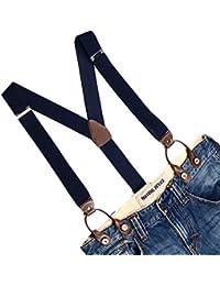 Jixianfeng ACCESSORY メンズ US サイズ: One Size カラー: ブルー