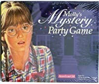 American Girl Molly's Mystery Party Game