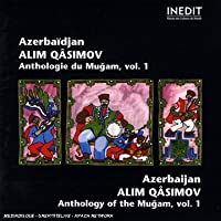 Azerbaijan-Anthology of Mugam Vol.1