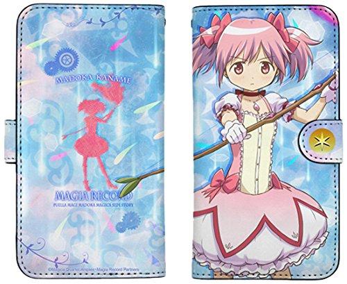 マギアレコード 魔法少女まどか☆マギカ外伝 マギアレコード 鹿目まどか 手帳型スマホケース 148