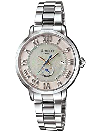 [カシオ]CASIO 腕時計 SHEEN Fresh Colors Series 世界6局対応電波ソーラー SHW-1600D-7AJF レディース