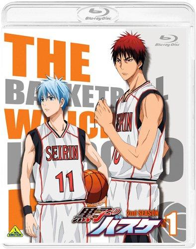 黒子のバスケ 2nd SEASON 1 [Blu-ray]の詳細を見る
