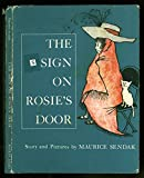 SIGN ON ROSIE'S DOOR