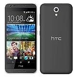 HTC Desire 620g 8GB Dual-SIM 3G Factory Unlocked Smartphone - International Version with No Warranty (Matte Grey / Light Grey Trim) [並行輸入品]