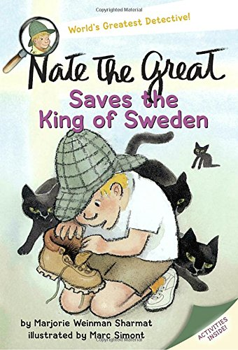 Nate the Great Saves the King of Swedenの詳細を見る