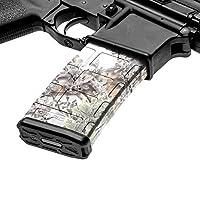 gunskins ar 15用マグスキン 迷彩柄キット diy ビニール製弾倉カバー 3枚