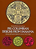 Pre-Columbian Designs from Panama (Dover Pictorial Archive Series) 画像