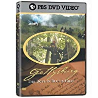Gettysburg: Boys in Blue & Gray [DVD] [Import]
