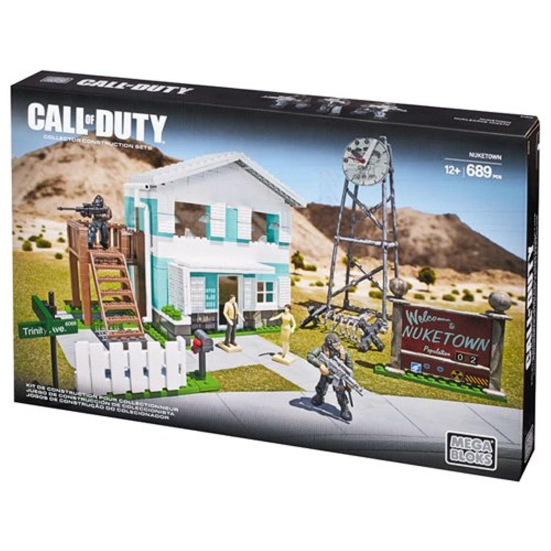 [メガブロック]Mega Bloks Call of Duty Nuketown CYR73 [並行輸入品]