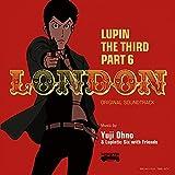 【Amazon.co.jp限定】ルパン三世 PART6 オリジナル・サウンドトラック1 『LUPIN THE THIRD PART6~LONDON』〔「ルパン三世」アニメ化50周年! A4クリアファイル(ジャケ写絵柄)付き〕