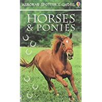 Usborne Spotter's Guide to Horses & Ponies (Spotters Guides)