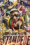 One Piece Stampede: Writing Journal - Lined Notebook - Gift For Fans - Composition Book 6x9 - 100 Pages