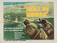 キャンバスに映画ポスタージクレープリント - 映画ポスター複製壁の装飾(韓国の地獄3) #XFB
