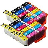 IC6CL70L x2(6色セット x 2パック)EPSON互換 増量タイプ エプソン互換 ICチップ付(残量表示機能) 対応機種:EP-306, EP-706A, EP-775A, EP-775AW, EP-776A, EP-805A, EP-805AR, EP-805AW, EP-806A, EP-806AW, EP-806AB, EP-806AR, EP-905A, EP-905F, EP-906F, EP-976A3(ICBK70L ICC70L ICY70L ICM70L ICLC70L ICLM70L)【むさしのメディアオリジナル・FFPパッケージ】