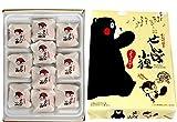 熊本菓房 熊本銘菓 せんば小狸 10個入り 白あん こしあん 熊本のお菓子 ギフト お土産に最適な和菓子ランキング上位の饅頭