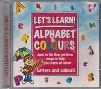 Let's Learn Alphabet & Colours