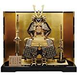 五月人形 平安光雲 京製 大鎧 平飾り 12号幅105cm[fz-1]