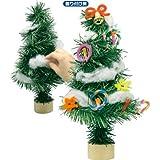 【クリスマス景品】クリスマスツリー作り(5個入)