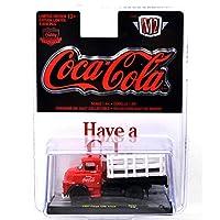 M2 MACHINES 1:64SCALE COCA-COLA RELEASE 3 (HOBBY ASSORTMENT) 1957 FARGO COE TRUCK コカコーラ リリース3(ホビー・アソート)1957 ファーゴ COE トラック